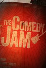 Affiche The Comedy Jam