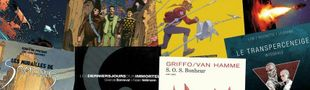 Cover Anthologie de la Bande Dessinée de Science-Fiction