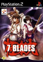 Jaquette 7 Blades