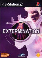 Jaquette Extermination
