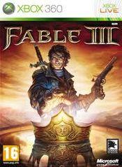 Jaquette Fable III