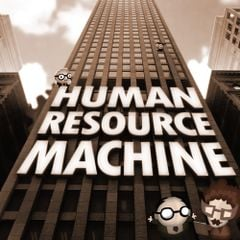 Jaquette Human Resource Machine