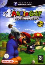 Jaquette Mario Golf : Toadstool Tour