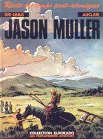 Couverture Jason Muller - Récits des temps post-atomiques