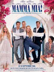 Affiche Mamma Mia ! Le Film