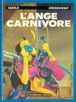 Couverture L'Ange carnivore - Alandor, tome 2