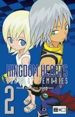 Couverture Kingdom Hearts Chain Of Memories, tome 2