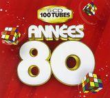 Pochette 100 CD Années 80