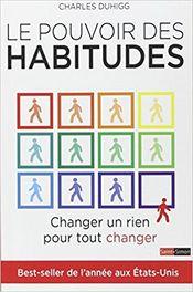 Couverture Le pouvoir des habitudes