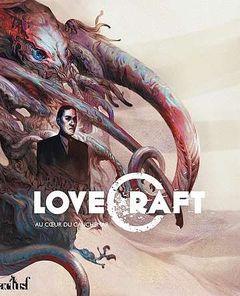 Couverture Lovecraft : Au coeur du cauchemar