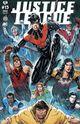 Couverture Justice League Univers #13