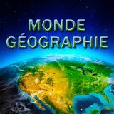 Jaquette Monde Géographie - Jeu de quiz