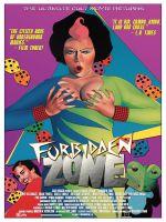 Affiche Forbidden Zone