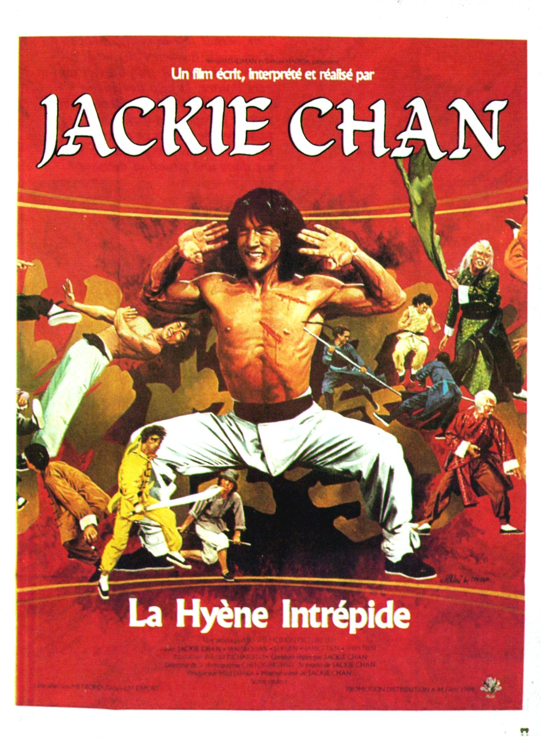 film jackie chan limpitoyable