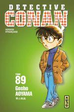 Couverture Détective Conan, tome 89