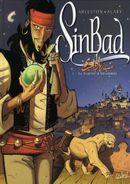 Couverture Le Cratère d'Alexandrie - Sinbad, tome 1