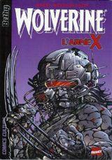 Couverture Wolverine - L'arme X