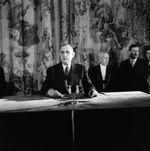 Affiche De Gaulle, le dernier roi de France