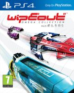 Jaquette WipEout Omega Collection