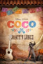 Affiche Coco - A Short Tail : Dante's Lunch
