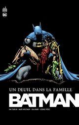 Couverture Batman : Un deuil dans la famille