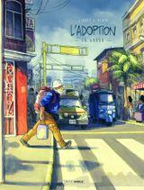 Couverture L'Adoption - La Garùa, tome 2