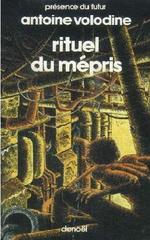 Couverture Rituel du mépris, variante Moldscher