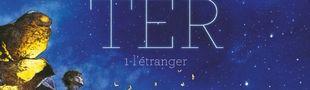 Couverture L'Étranger - TER, tome 1