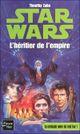Couverture L'Héritier de l'Empire - Star Wars : La Croisade noire du Jedi fou, tome 1