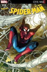 Couverture Mission spéciale - All-New Spider-Man, tome 10