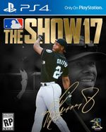 Jaquette MLB The Show 17