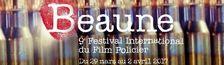 Cover Festival International du Film Policier de Beaune 2017