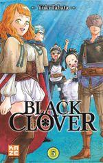 Couverture Black Clover, tome 5