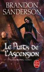 Couverture Le Puits de l'Ascension - Fils-des-Brumes, tome 2