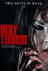 Affiche Holy Terror
