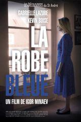 Affiche La Robe Bleue