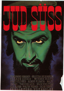 Affiche Le juif Süss