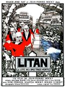 Affiche Litan, la cité des spectres verts