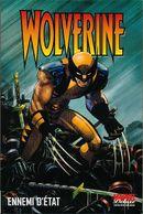 Couverture Wolverine : Ennemi d'État