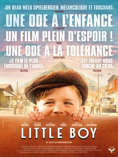 Affiche Little Boy