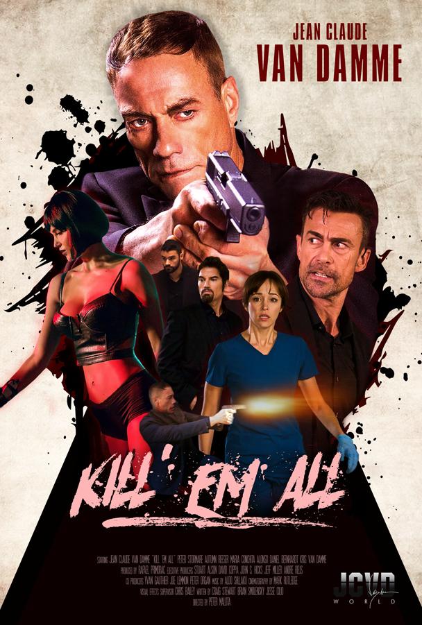 KILL'EM ALL  2017  VFF BRRIP HD 1080P AAC MKV X264