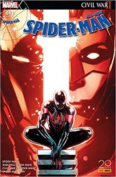 Couverture Apprendre de ses erreurs - All-New Spider-Man, tome 11