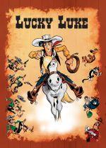 Affiche Lucky Luke (FR)