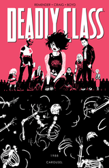 Couverture Deadly Class, tome 5