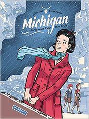 Couverture Michigan, sur la route d'une War Bride