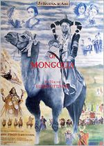 Affiche Johanna d'Arc of Mongolia