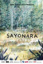 Affiche Sayonara