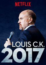 Affiche Louis C.K. : 2017