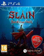 Jaquette Slain : Back From Hell