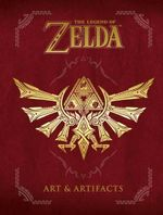 Couverture The Legend of Zelda: Art & Artifacts